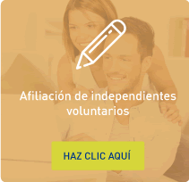 Afiliación de independientes voluntarios