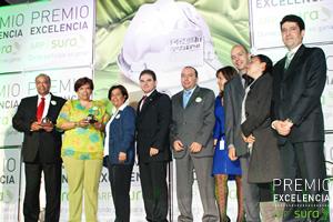 Primer Lugar: <strong>Agroespecialidades S.A.</strong>
