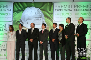 Primer Lugar: CEMENTOS ARGOS S.A LOGISTICA CENTRO DE DISTRIBUCIONES MEDELLIN (CDM)