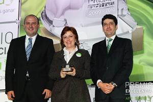 Primer Lugar: <strong>Buencafé Liofilizado, empresa de la Federación Nacional de Cafeteros de Colombia.</strong>