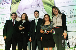 Primer Lugar: <strong>Independence Drilling S.A., Arauca.</strong>